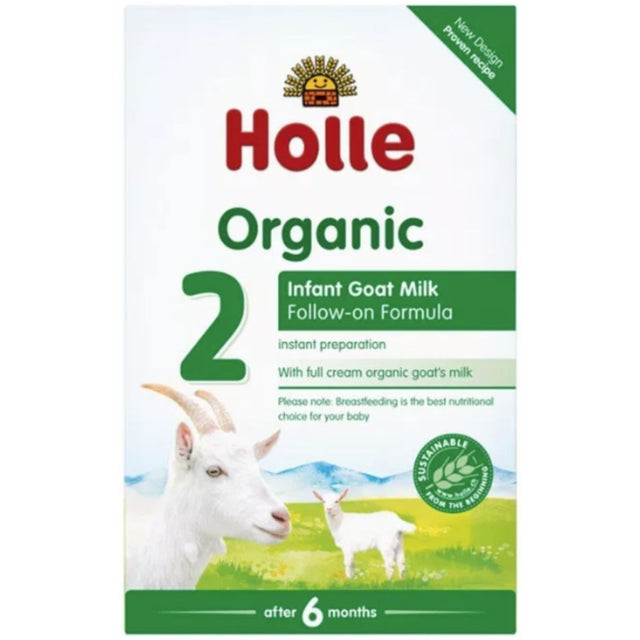 Holle Organic Goat Follo