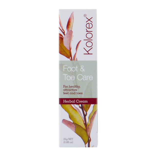 Kolorex Foot & Toe Care Cream