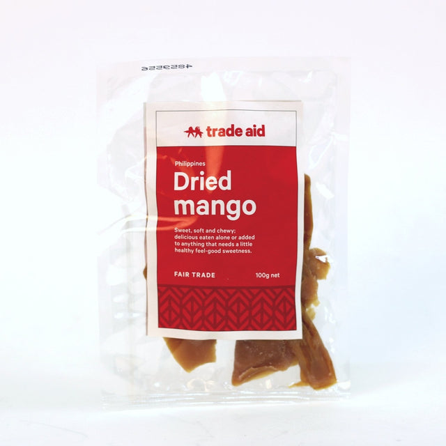 Trade Aid Fair Trade Dried Mango