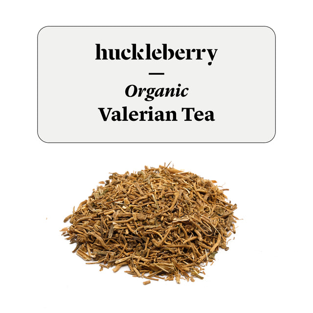 Huckleberry Organic Valerian Tea Prepacked