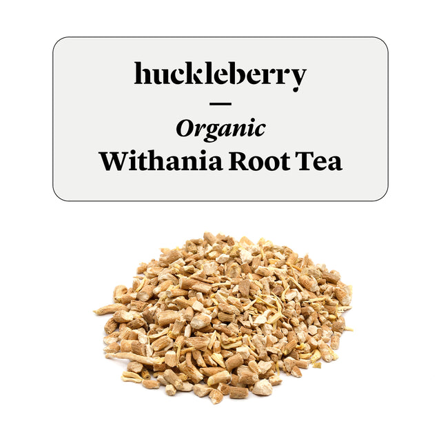 Huckleberry Organic Withania Root Tea Prepacked
