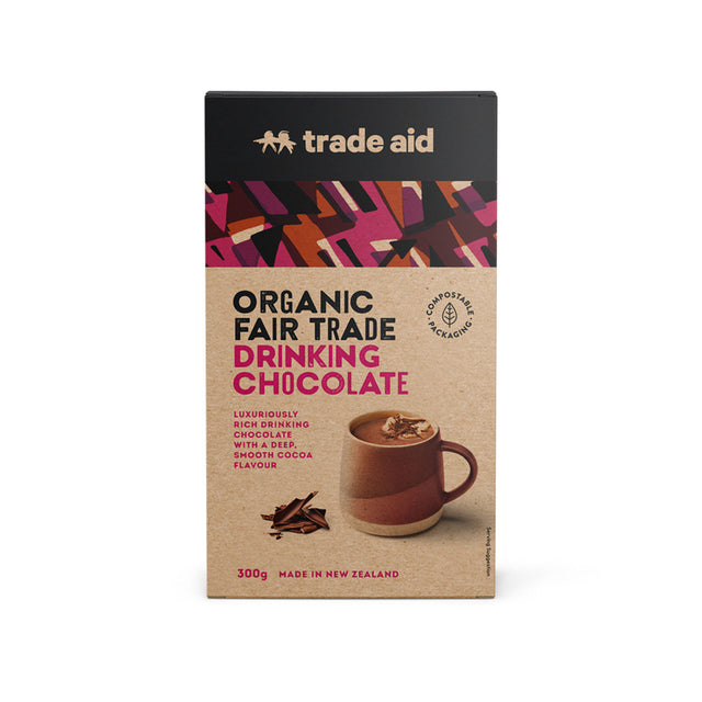 Trade Aid Organic Drinking Chocolate