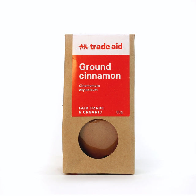Trade Aid Cinnamon Powder