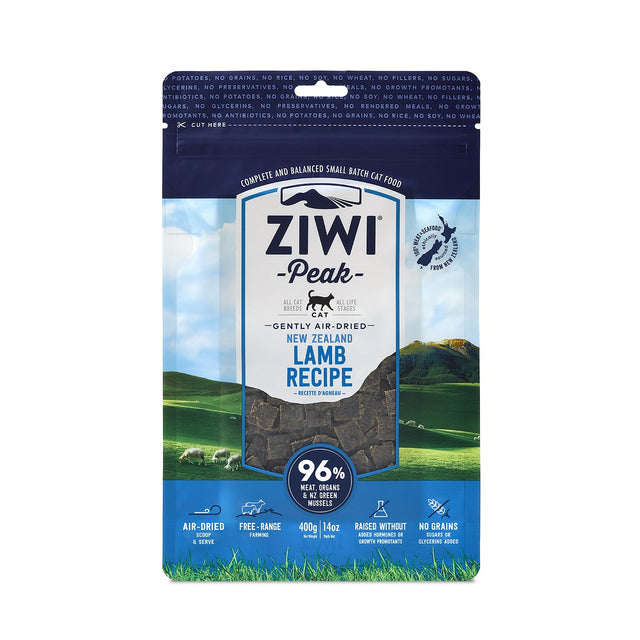 Ziwi Peak Lamb for Cats Air Dried