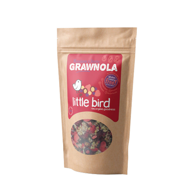 Little Bird Macadamia and Berries Grawnola