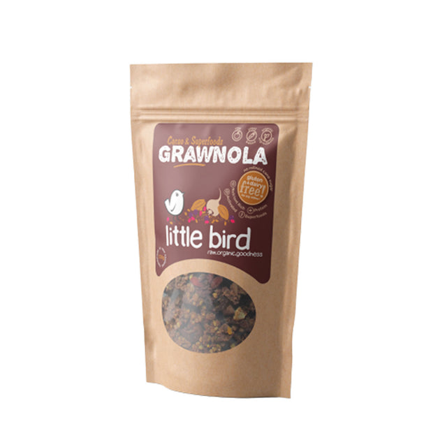 Little Bird Cacao and Superfood Grawnola