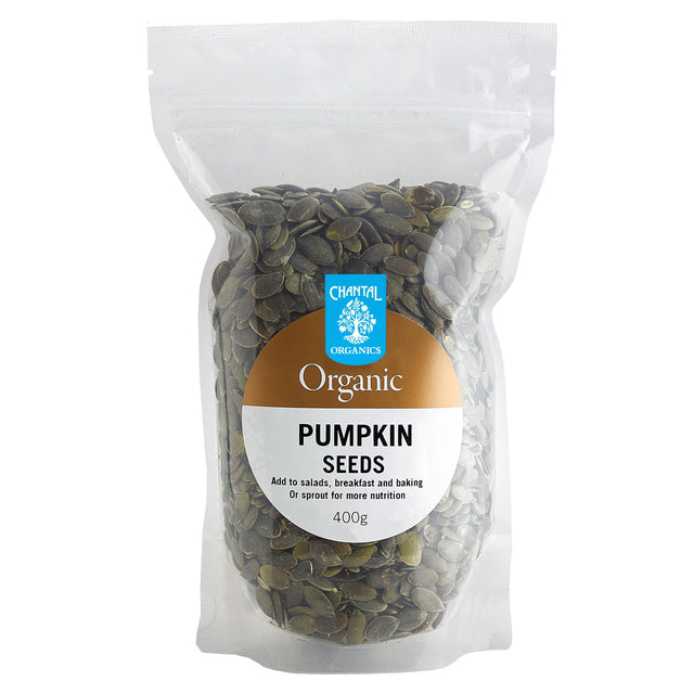 Chantal Organics Pumpkin Seeds Chinese