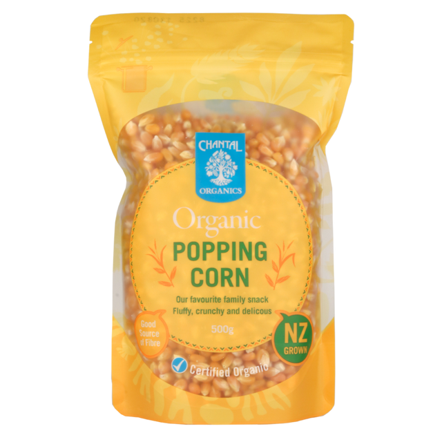 Chantal Organics Popping Corn