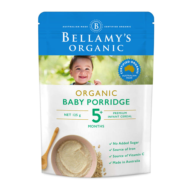 Bellamy's Organic Baby Porridge
