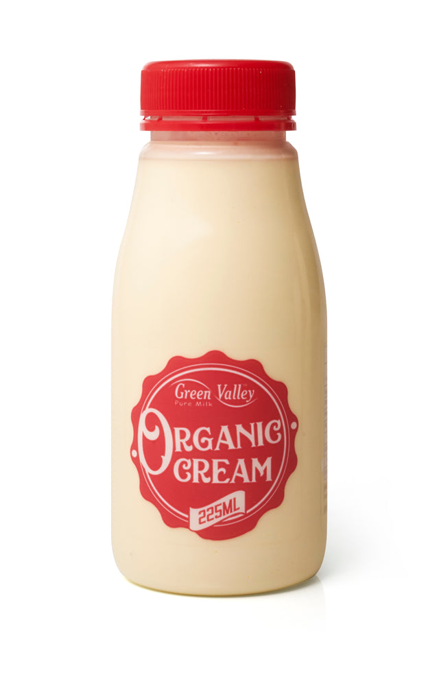 Green Valley Organic Cream
