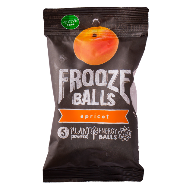 Frooze Balls Apricot 5 pack