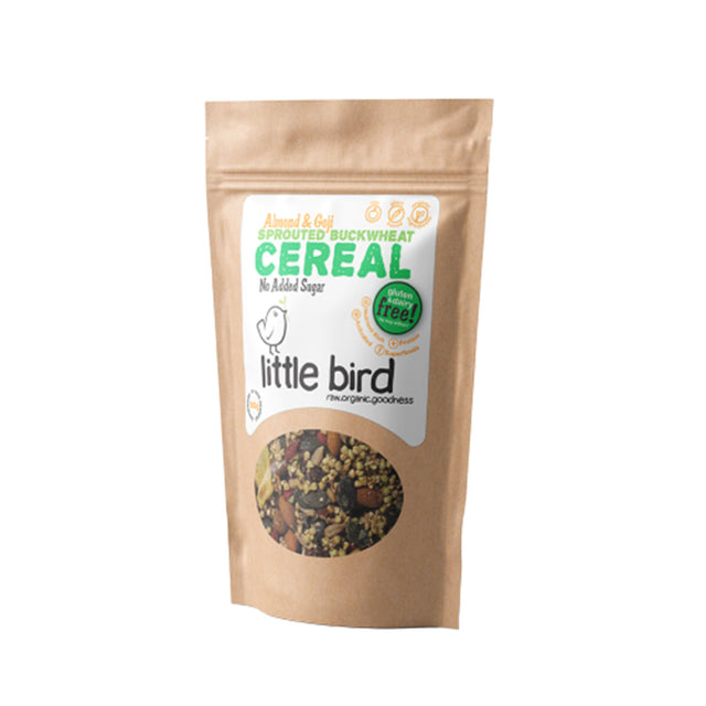 Little Bird Almond and Goji Cereal