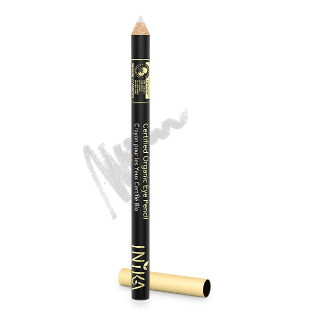Inika Eye Pencil White Crystal