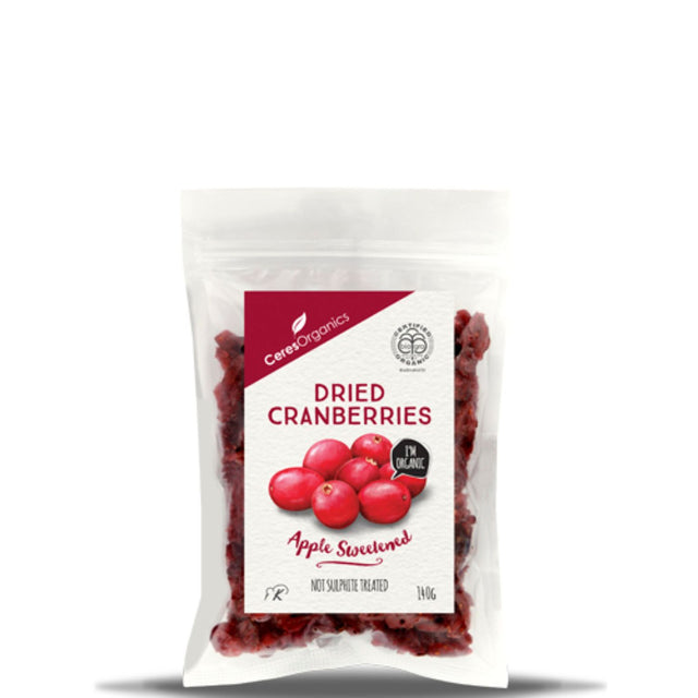 Ceres Organics Cranberries