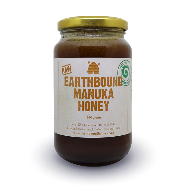 Earthbound Manuka Honey
