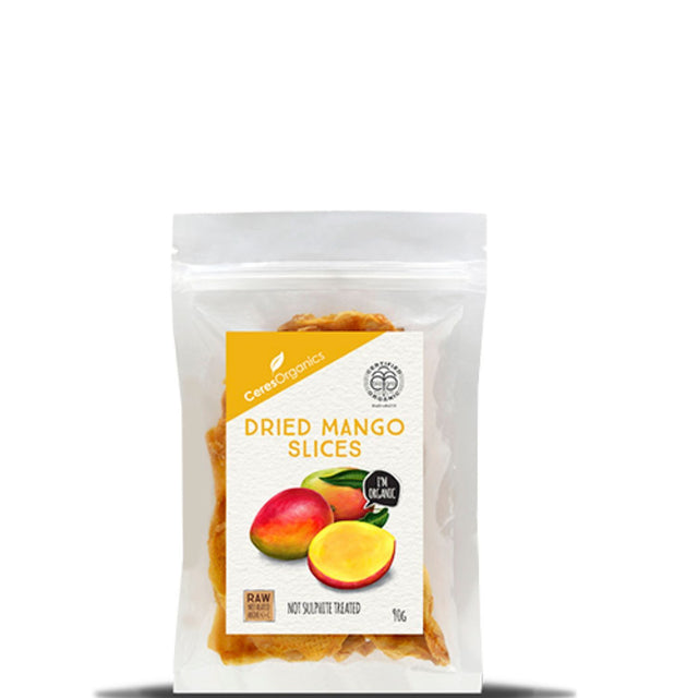 Ceres Organics Mango Slices
