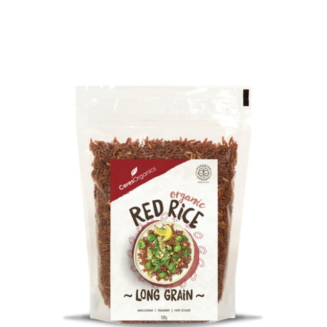 Ceres Organics Red Long Grain Rice