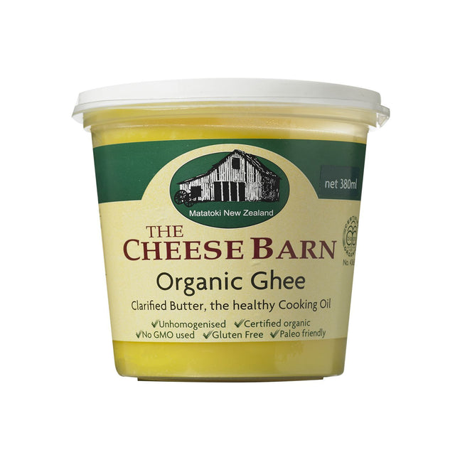 Cheese Barn Organic Ghee