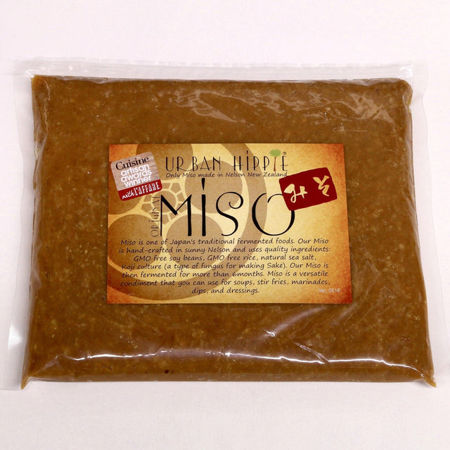 Urban Hippie Miso Paste