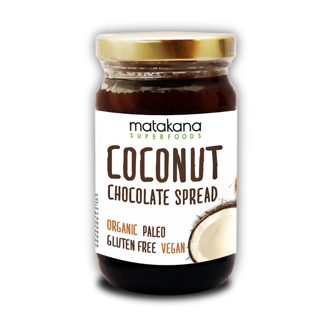 Matakana Superfood Coconut Chocolate Spread