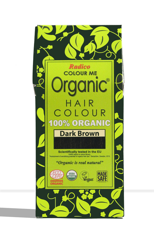 Radico Organic Henna Dark Brown