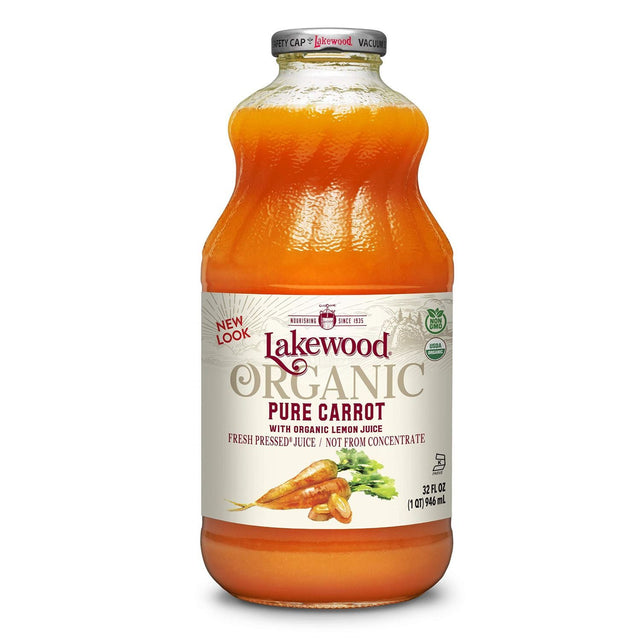 Lakewood Super Carrot Juice