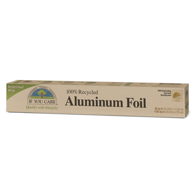 If You Care Aluminium Foil
