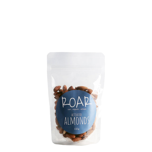 Roar Activated Almonds