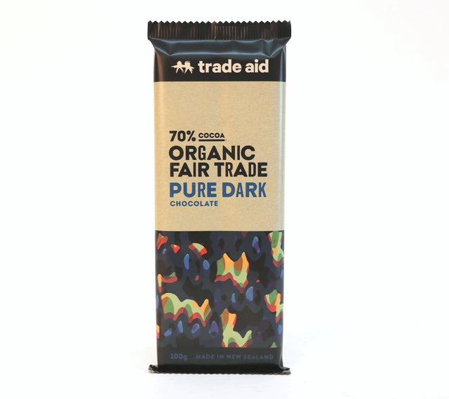 Trade Aid 70% Dark Chocolate