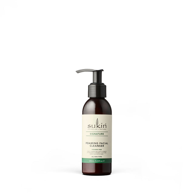 Sukin Foaming Cleanser