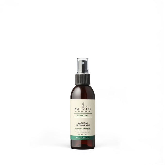 Sukin Natural Deodorant Spray