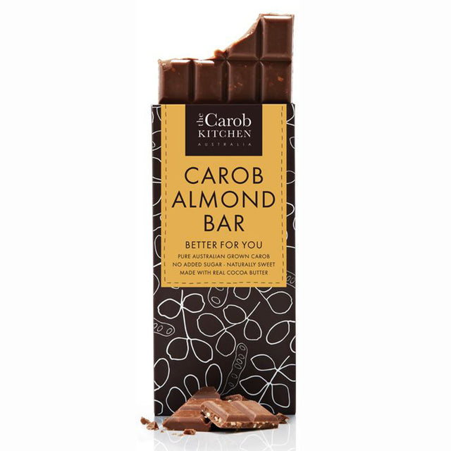 Carob Kitchen Almond Bar