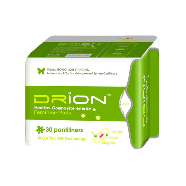 Drion Pantiliners 30 pack