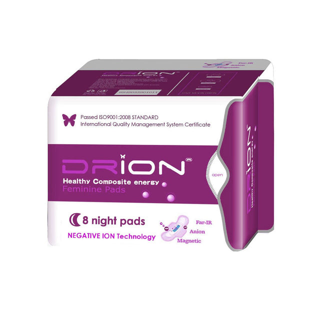 Drion Night Pads 8 pack