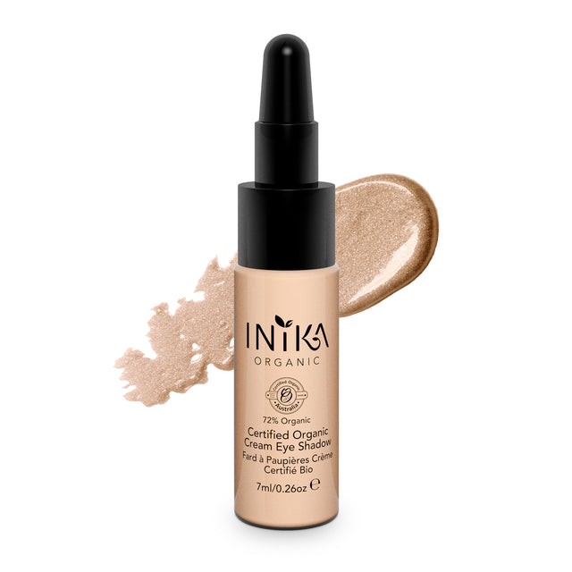 Inika Cream Eyeshadow Champainge