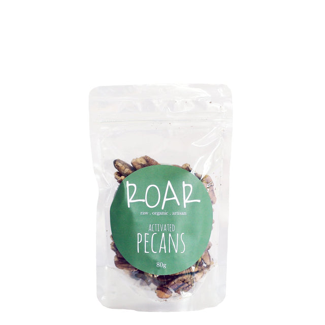 Roar Activated Pecans