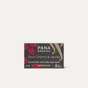 Pana Organic Sour Cherry & Vanilla Chocolate