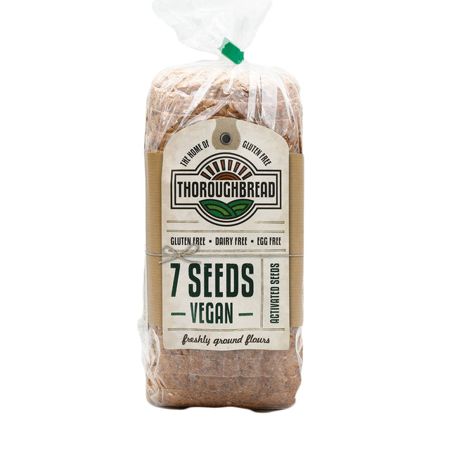 Thoroughbread Vegan Seven Seed Bread