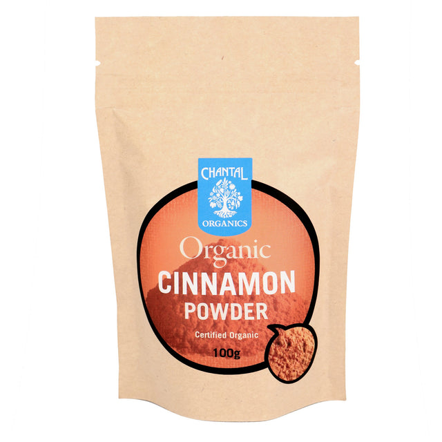 Chantal Organics Cinnamon Powder