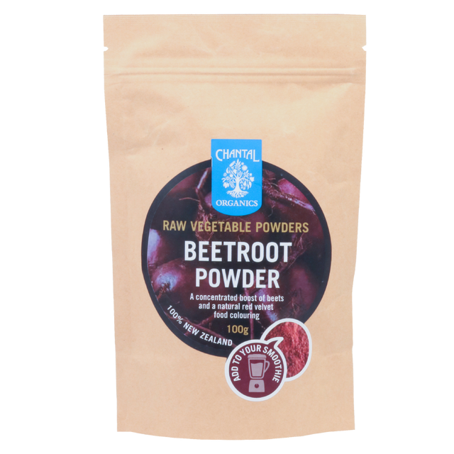 Chantal Organics Beetroot Powder