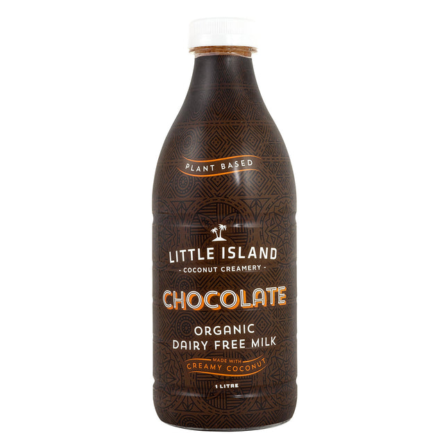 Little Island Chocolate Coconut Milk
