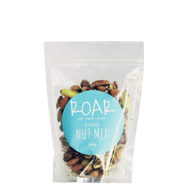 Roar Activated Nut Mix