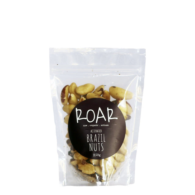 Roar Activated Brazil Nuts