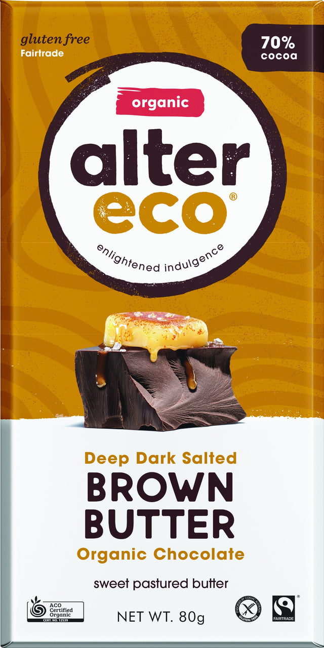 Alter Eco Brown Butter Chocolate