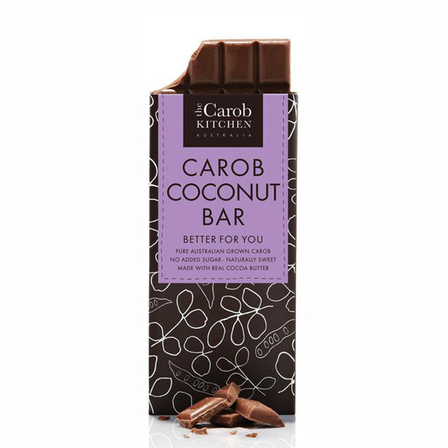 Carob Kitchen Coconut Bar
