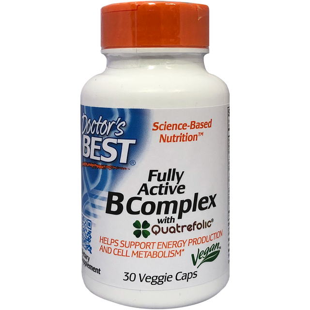 Doctor's Best Active B Complex