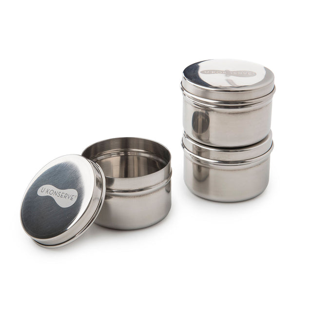U-Konserv e Mini Food Containers 3 Pack