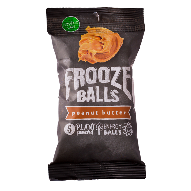 Frooze Balls Peanut Butter 5 pack