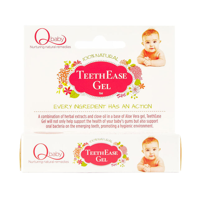 Qbaby Teeth Ease Gel