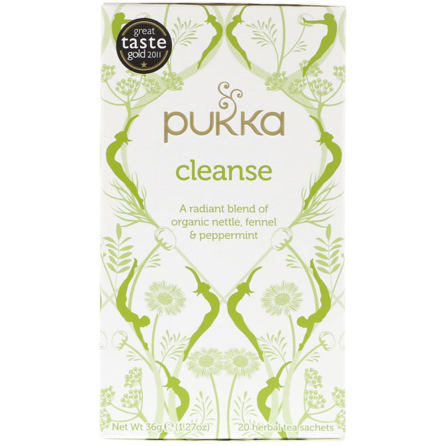 Pukka Herbal Cleanse Tea
